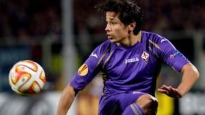 Guarda la versione ingrandita di Calciomercato Milan, Mati Fernandez fatta al fotofinish FOTO ANSA