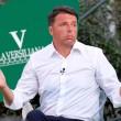 """Matteo Renzi contestato alla Versiliana: """"Pinocchio"""""""