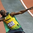 Rio 2016, 100 metri. Usain Bolt vince batteria senza forzare