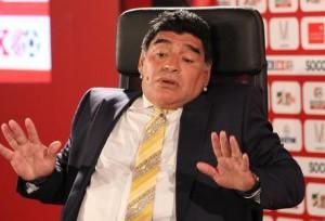"""Maradona attacca Messi: """"Addio Nazionale una messa in scena"""""""