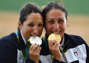 Guarda la versione ingrandita di Rio 2016, Diana Bacosi d'oro: