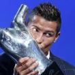 Champions League, Cristiano Ronaldo giocatore Uefa dell'anno
