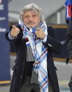"""Calciomercato Sampdoria, Ferrero scarica Cassano: """"Ha fatto il suo tempo"""""""