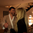 Britney Spears entra in camera di Jimmy Kimmel11