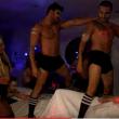 Britney Spears entra in camera di Jimmy Kimmel10