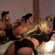 Britney Spears entra in camera di Jimmy Kimmel5