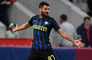 Inter, fair play finanziario: Candreva a rischio per Europa League