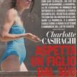 Charlotte Casiraghi in vacanza, spunta pancino sospetto2
