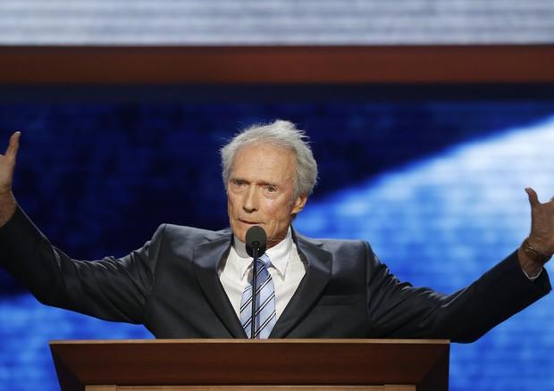 Clint Eastwood (foto Ansa)