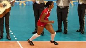 "Rio 2016. Diana Reyes, pallavolista incinta di 4 mesi: ""Ma posso giocare..."""