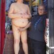 Donald Trump senza veli: statua5