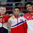 """Rio 2016, nordcoreano Ri Se-Gwang """"l' oro olimpico più triste di sempre"""" 01"""