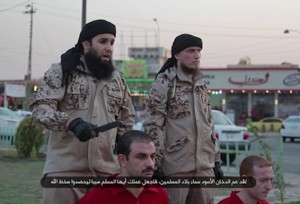 Isis, bambini costretti ad assistere a decapitazione 7