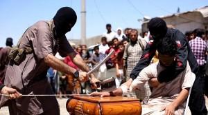 Isis taglia mano con mannaia a presunto ladro 4
