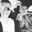 Justin Bieber, ai fan non piace Sofia Richie e lui minaccia2