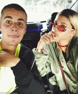 Guarda la versione ingrandita di Justin Bieber, ai fan non piace Sofia Richie e lui minaccia di …FOTO