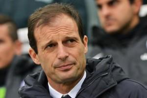 Guarda la versione ingrandita di   Juventus-Espanyol 2-2 video gol highlights: Dybala alla Del Piero. Massimiliano Allegri  NELLA FOTO ANSA