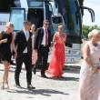 Kimi Raikkonen, van Mercedes col logo oscurato al matrimonio12