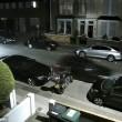 Ladro d'auto scappa dalla polizia in retromarcia3