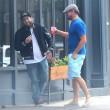 Leonardo DiCaprio, lo scherzo a Janah Hill 5