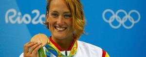 Guarda la versione ingrandita di Rio 2016, Mireia Belmonte Garcia vince medaglia anche per le sue forme FOTO
