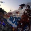 Nizza: incendio a bordo nave Moby Lines, un ferito