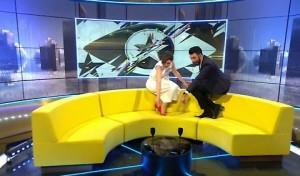 """Guarda la versione ingrandita di """"Non ti muovere"""": crisi di panico in tv, ecco cosa è successo FOTO-VIDEO"""