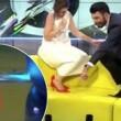 """""""Non ti muovere"""": crisi di panico in tv4"""