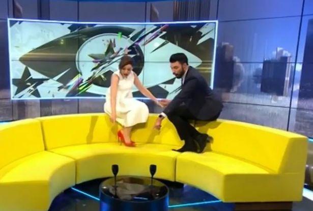 """""""Non ti muovere"""": crisi di panico in tv3"""