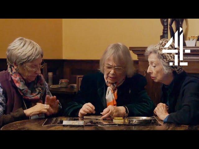 Nonne fumano marijuana per la prima volta7