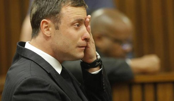 Oscar Pistorius (foto Ansa)
