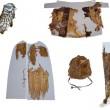 Oetzi mummia 5300 anni fa indossava cappello orso
