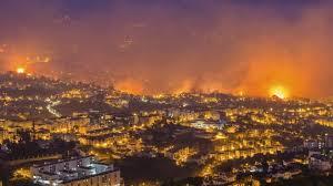 ortogallo, incendio Madeira minaccia Funchal, 3 morti2