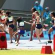 Rio 2016, 4x100 donne: ad Allyson Felix cade testimone