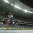 Rio 2016, 4x100 donne: ad Allyson Felix cade testimone3