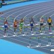 Rio 2016: Jeffrey Julmis si atteggia alla Usain Bolt3
