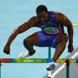 Rio 2016: Jeffrey Julmis si atteggia alla Usain Bolt12