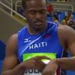 Rio 2016: Jeffrey Julmis si atteggia alla Usain Bolt7