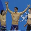 Rio 2016, Michael Phelps 26esima medaglia ai giochi3