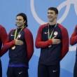 Rio 2016, Michael Phelps 26esima medaglia ai giochi2