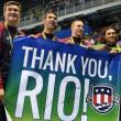 Rio 2016, Michael Phelps 26esima medaglia ai giochi11