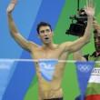 Rio 2016, Michael Phelps 26esima medaglia ai giochi6