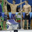 Rio 2016, Michael Phelps 26esima medaglia ai giochi5