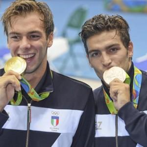 Rio 2016, Paltrinieri trionfo d'oro111