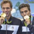 Rio 2016, Paltrinieri trionfo d'oro10