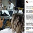 Rio 2016, Rossella Fiamingo si tinge capelli di rosso3