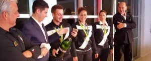 Rio 2016, Rossetti non stappa lo spumante