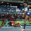 Rio 2016, Shaunae Miller vince oro 400m tuffandosi3
