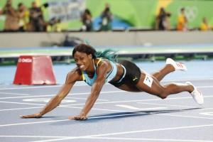 Rio 2016, Shaunae Miller vince oro 400m tuffandosi  777
