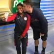 Rio 2016, Simone Biles bacia il suo idolo Zac Efron6